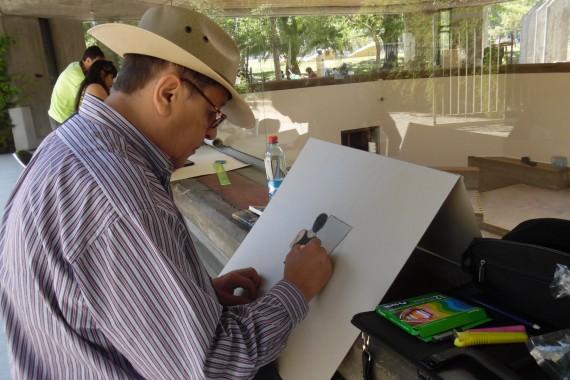 """Bases 3º Concurso de Pintura In Situ """"Lo Prado y su gente"""""""
