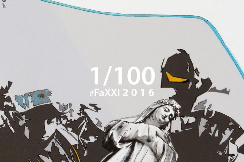 Feria de Arte XXI 100 Artistas In Situ