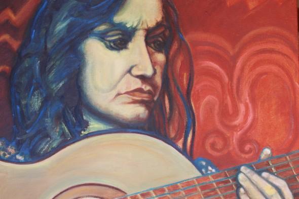 Homenaje Violeta Parra