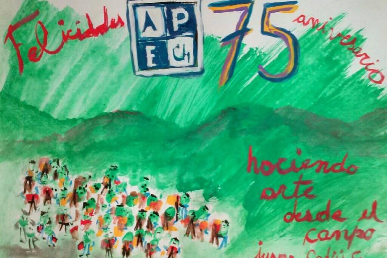 Celebrando 75 años de historia: Saludos