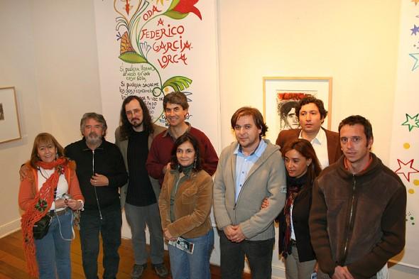 Homenaje Federico Garcia Lorca