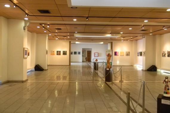 Exposición Itinerante Homenaje a Violeta Parra 2016