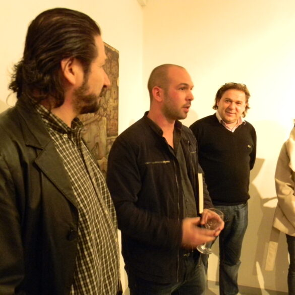 Exposición de Ben Zawalich