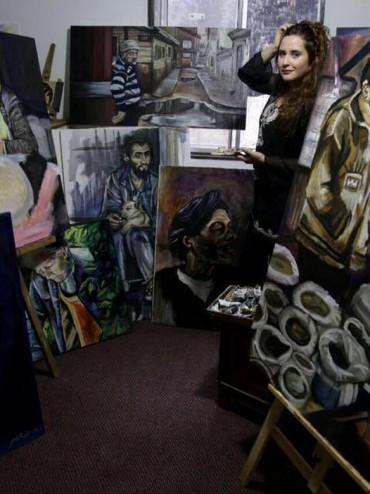 """Exposición """"Gesto Mundano"""" de la artista Julieta Bravo Cid"""