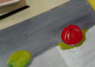 Taller de Pintura al oleo adulto mayor