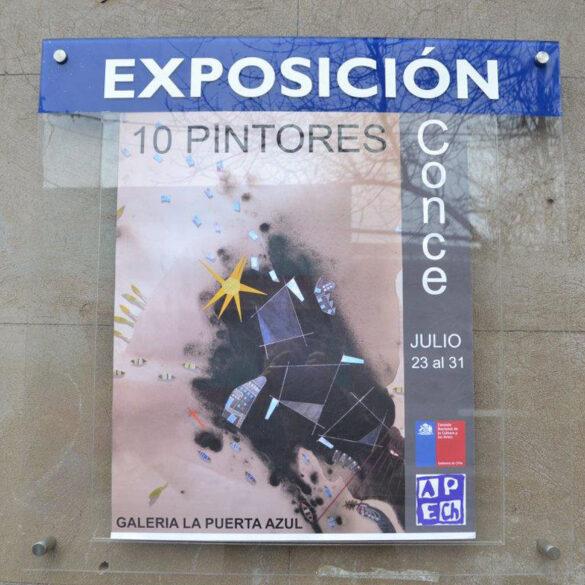 Artistas filial APECH Concepción