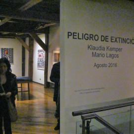 Peligro de Extinsión de Klaudia Kemper y Mario Lagos