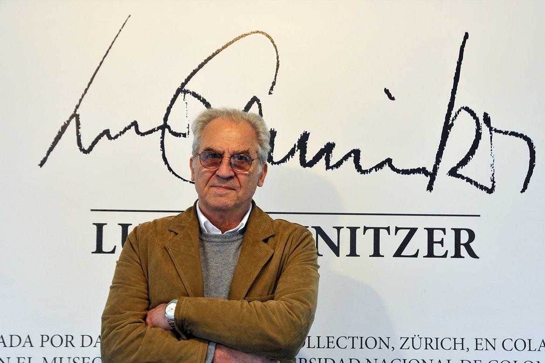 Luis Camnitzer: «El arte es un instrumento para mejorar la sociedad»