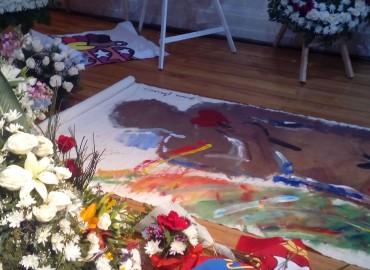 Homenaje a Balmes: Funeral
