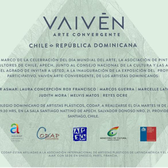 Día Mundial del Arte EXPO VAIVEN