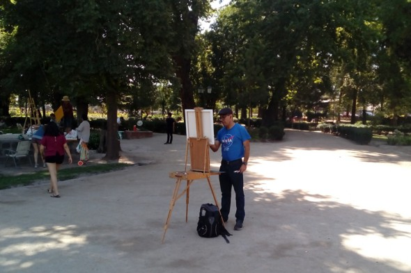 In Situ Parque Gabriela de Puente Alto