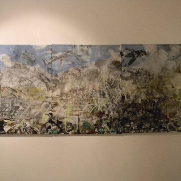 Exposición Turbulencias de Magdalena Vial Salas