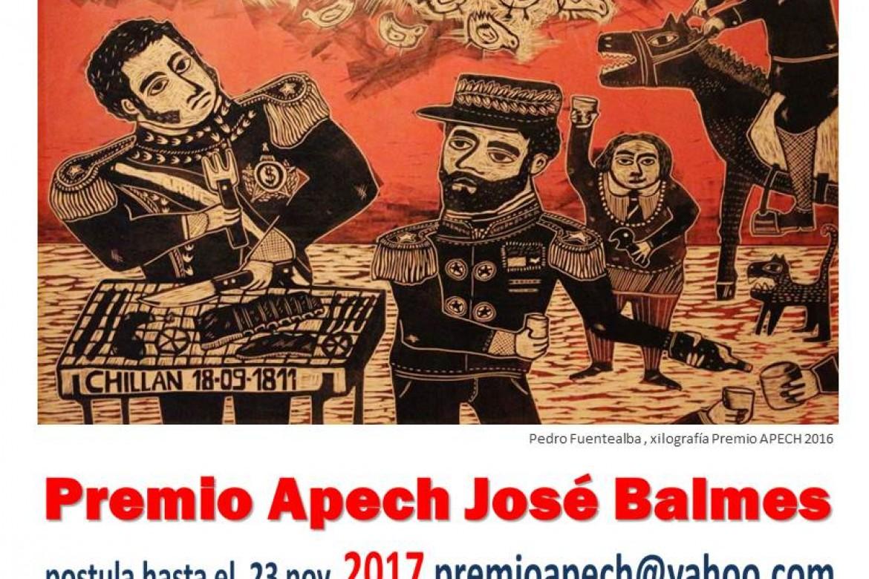 PREMIO APECH JOSE BALMES 2017