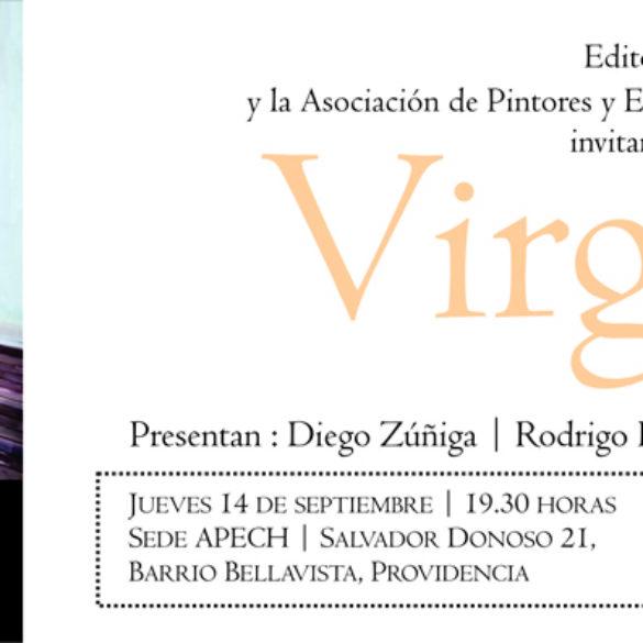 Lanzamiento Libro YURI VIRGEN