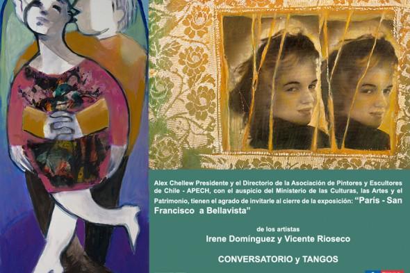 Conversatorio Irene Domínguez