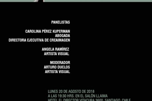 CHARLA BUENAS PRACTICAS Y DERECHO DE AUTOR