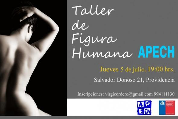 TALLER DE FIGURA HUMANA JULIO 5