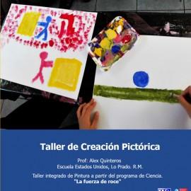 TALLER ESCUELA EEUU  DE LO PRADO