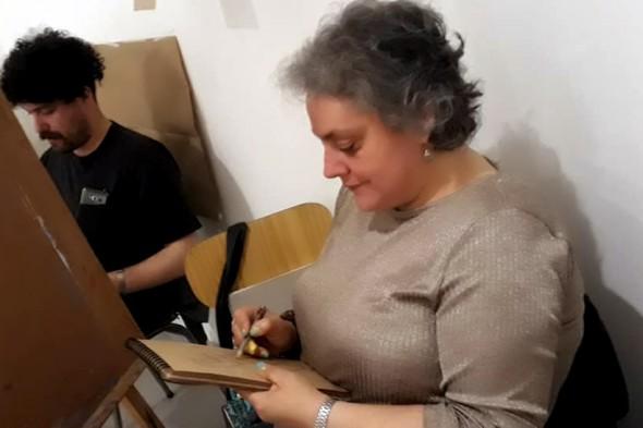 TALLER DE FIGURA HUMANA OCTUBRE