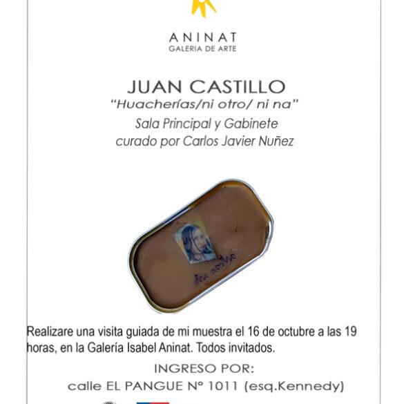 EXPOSICIÓN DE JUAN CASTILLO