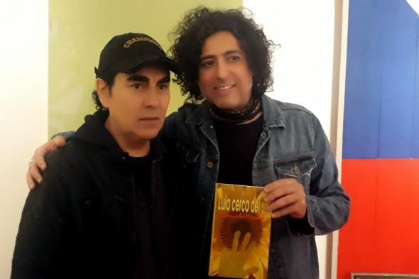 LANZAMIENTO LIBRO Y EXPOSICIÓN DE NELSON MIRANDA