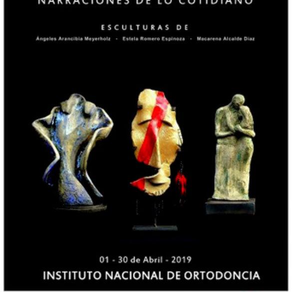 EXPO ESCULTURAS VIVENCIAS