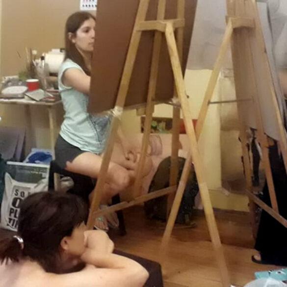 Taller de Pintura y Dibujo Figura Humana