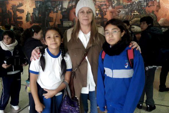 Taller Colegio San Joaquin de Concepción