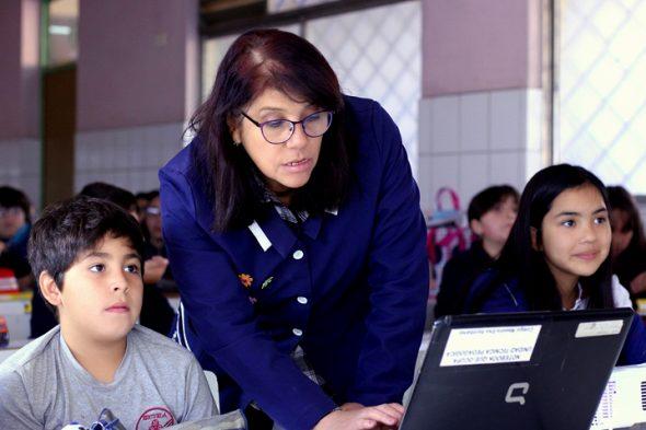 Taller Colegio Maestra Elsa Santibañez